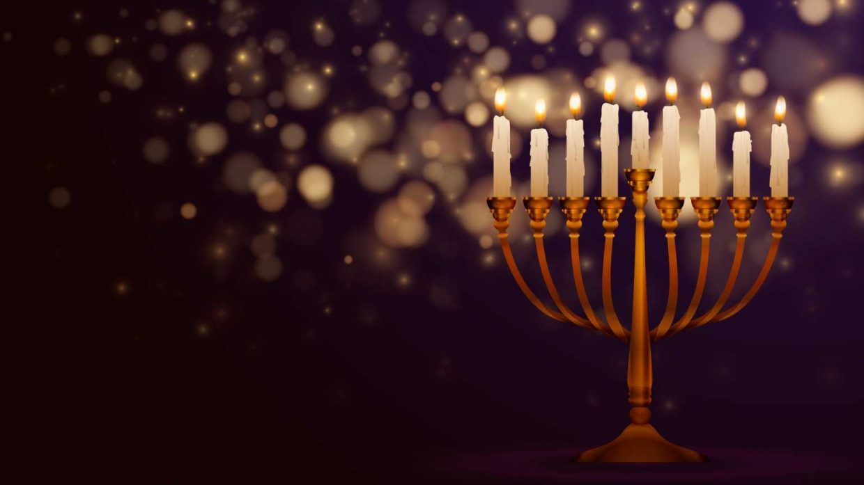 Quiet The Silence: Hanukkah - The Blue Dove Foundation